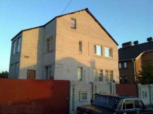 Продам 3 этажный кирпичный дом 275м2 в пгт Кировское