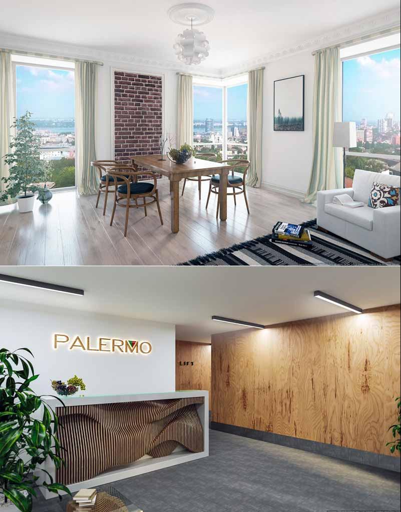 Продам квартиру в жилом комплексе Палермо!
