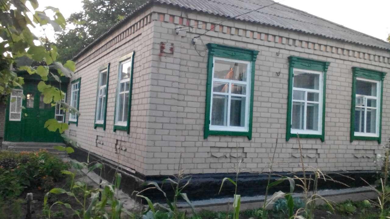 Продам дом в пос. Первомайское, Синельниковского р-на.