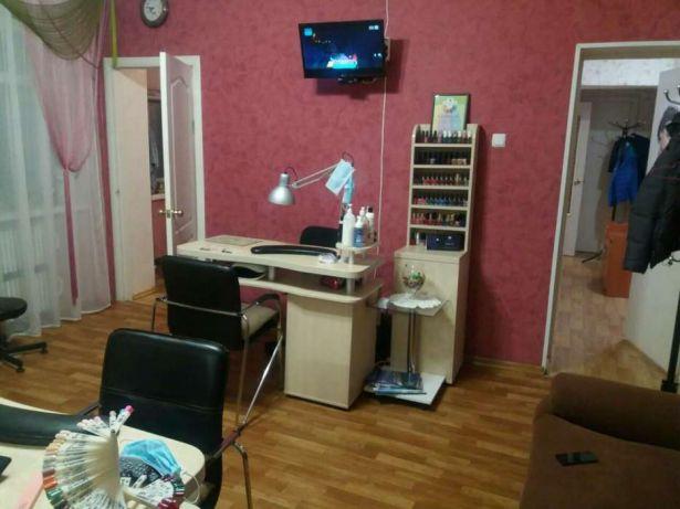1 комн. квартира в центре под коммерцию, на ул. Комсомольская (Старокозацкая)
