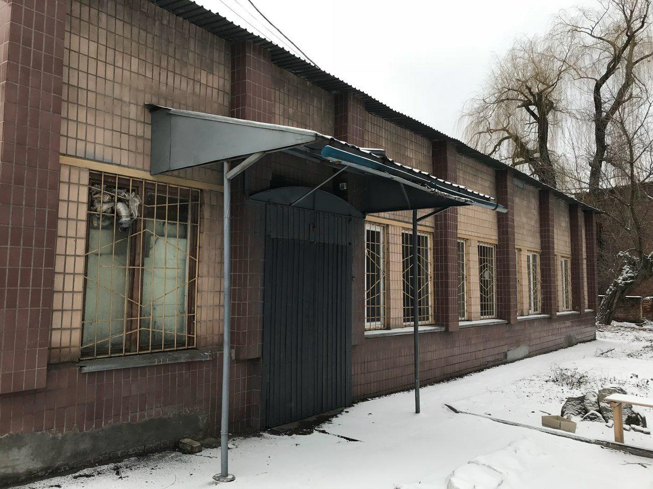 Продам помещение в центре города (ул. Саксаганского).