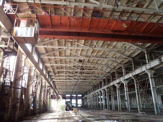 Продам часть производственного комплекса 4500 м2 Никополь